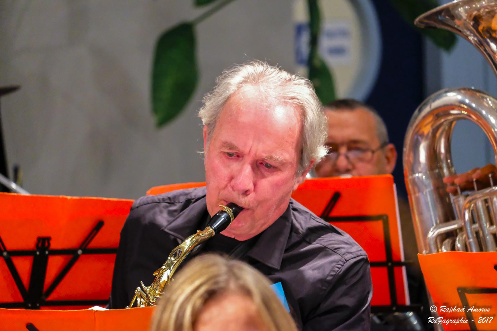 Harmonie Saint-Péray Saint-Peray 07130 Orchestre RaFagraphie Concert