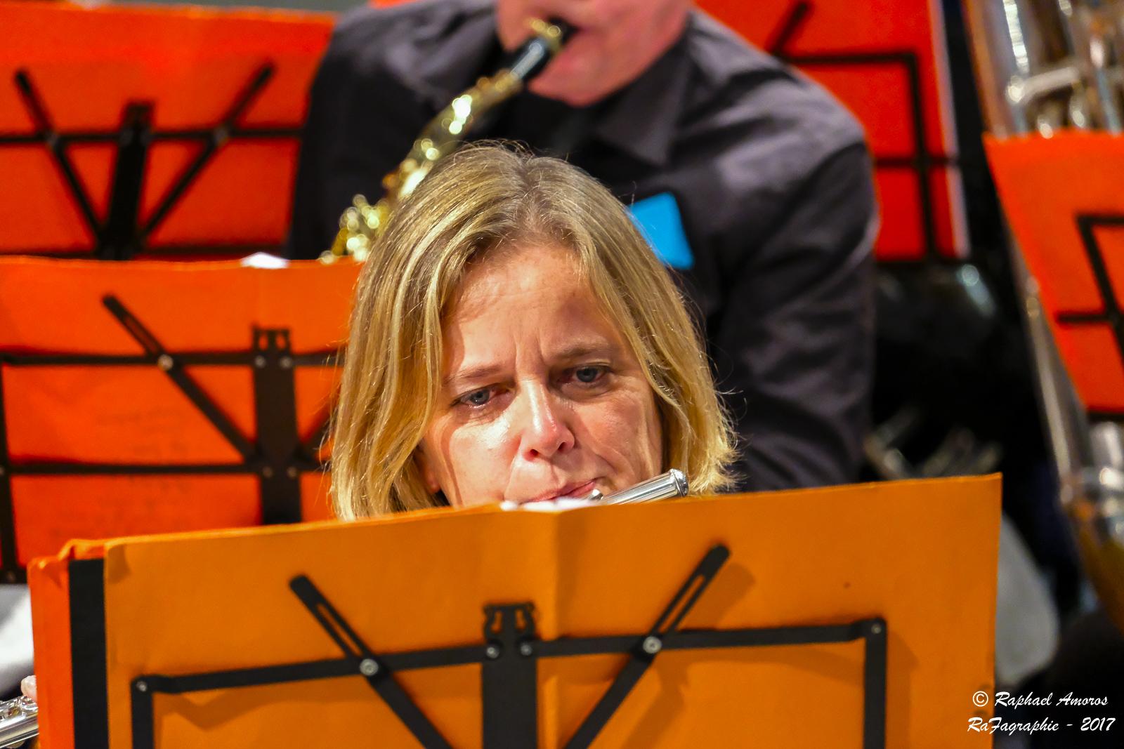 Harmonie Saint-Péray CEP Le Prieuré Saint-Peray 07130 Orchestre RaFagraphie Concert